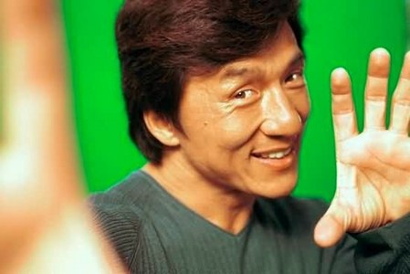 How many Jackie Chan's are there in his arcade game?