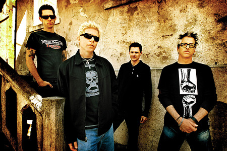 How many episodes used The Offspring's songs ?