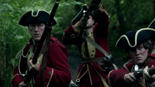 Why do the Red Coats know about the Watch's placement?