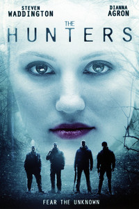 What character did Dianna play in The Hunters?
