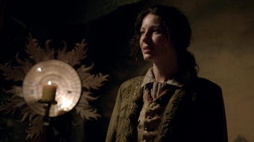 "Why is so special the song that Claire sings in""The Search"" (1x14)?"