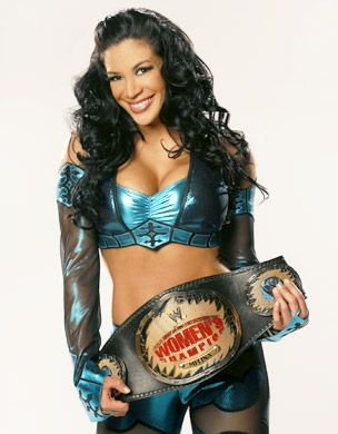 Who ended Melina's first reign with the Divas Championship?