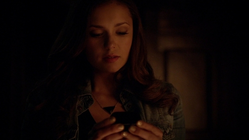 "Who gives Elena the Cure in ""Because"" (6x19)?"