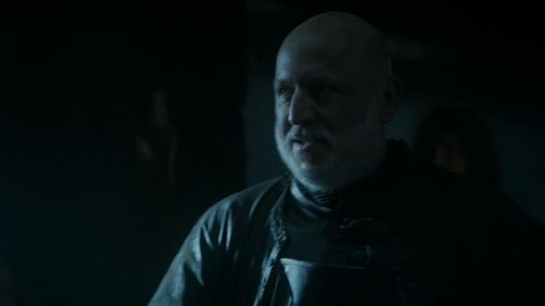 "What charge does Jon give to Janos Slynt in ""High Sparrow"" (5x03)?"