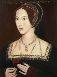 How many years had passed since Anne Boleyn's execution as of May 19th, 2015?