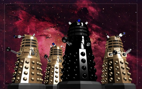 Which is NOT a name of the Daleks of the Cult of Skaro?