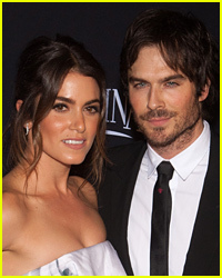 When did she marry to Ian Somerhalder?