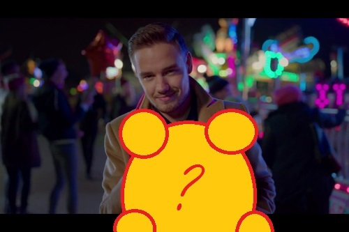 What does Liam holding on his hands in this Night Changes scene?