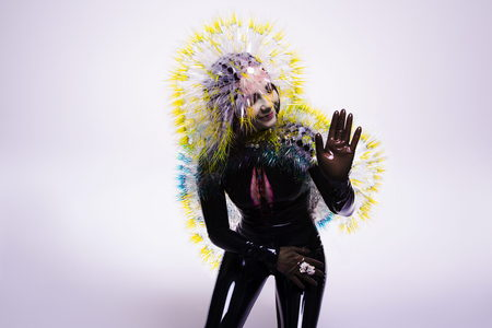 What is the first Vulnicura song which Björk wrote after her breakup from her partner Matthew Barney?
