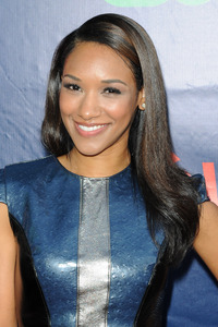 What is Candice Patton full name?