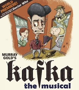 In Kafka the Musical, what song does David sing?