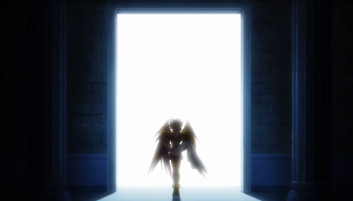 Who is that on shadow? (OMEGA)