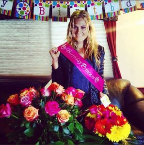 What is Eliza Taylor's birthday?