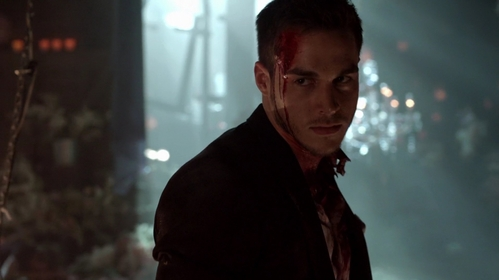 """Who kills him for the секунда time in """"I'm Thinking Of Ты All The While"""" (6x22)?"""