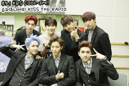 Which VIXX's song is not played during 140529 Super Junior kiss The Radio?