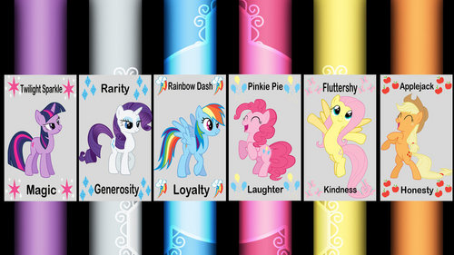 who is the youngest out of the group? what are the names of the cutie mark crusaders (say in the comments)?