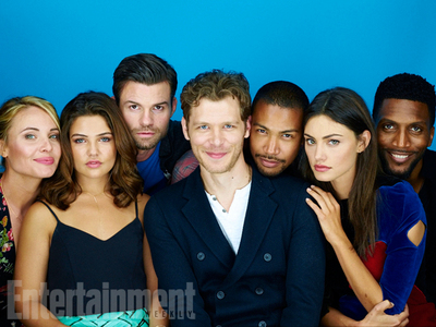 San Diego Comic-Con 2015's cast portraits: what mostrar are they from?