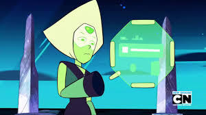 When was Peridot's first appearance?