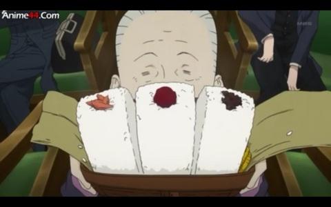 nourriture in anime: Which Kuroshitsuji episode is this?