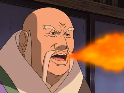 Hōki (Mōsō) can summon three Drachen with his Kuchiyose no Jutsu.