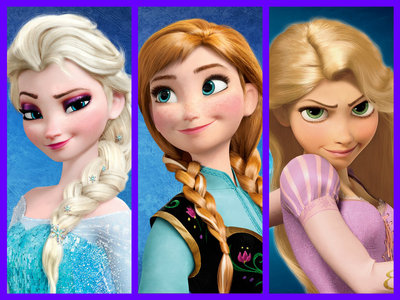 Anna is 更多 similar to...