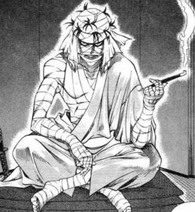 Why did Shishio take over Shingetsu Village?