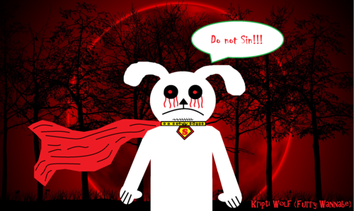 """What is not the bad guy in the Krypto Creepypasta """"Krypto.EXE"""""""