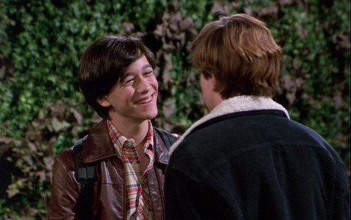 """That '70's Show: What is Buddy's reply after Eric says: """"Well, I can be down-right mean."""""""