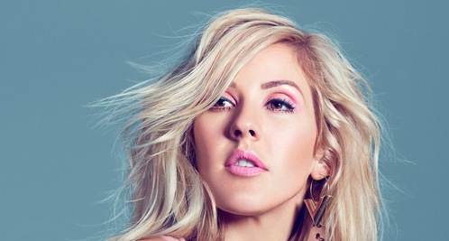 What did Ellie  Goulding originally go to university to study