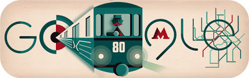80th Anniversary of the Opening of the _______  Metro.