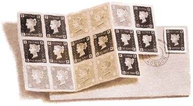 _____ anniversary of the Penny Black stamp. May 1, 2015
