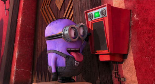 DESPICABLE ME 2 - Who is he?