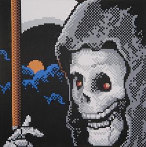 Which video game does this image appear in?