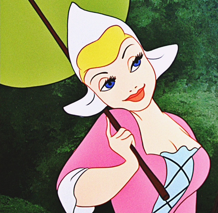 ★ This Bombshell Blonde can be found in which Disney Movie? ★