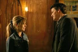 What did Angel ask Buffy after the situation with Faith before he broke her heart?