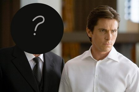 Who is next to Bruce Wayne ?