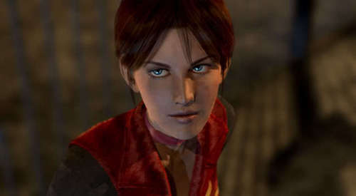 In Resident Evil Code: Veronica X, what is Claire Redfield's blood type?