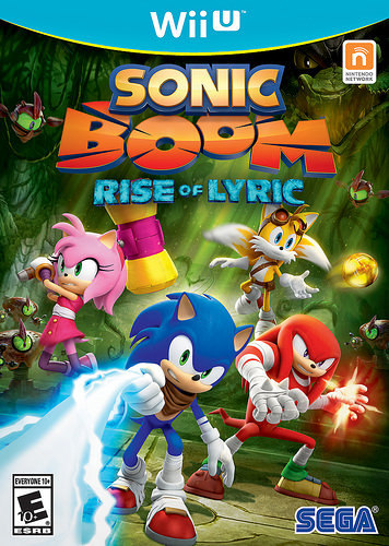 Is Sonic Boom rise of lyric a good game