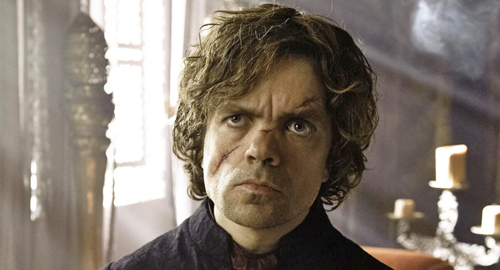 Who made Tyrion's scar across his face?
