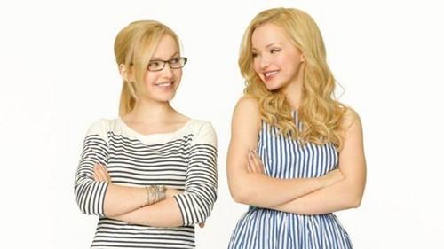 How many brothers do Liv and Maddie have?