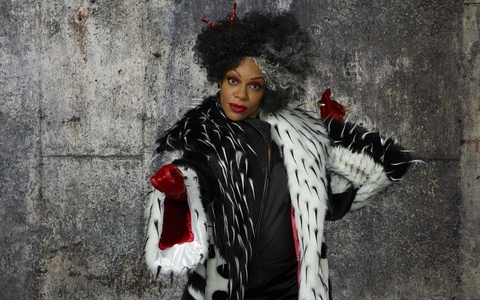 Who is the child of Cruella de Vil?