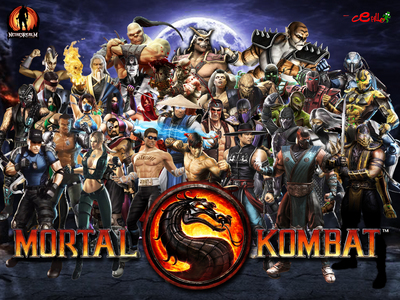 how many characters can teleport in mortal kombat