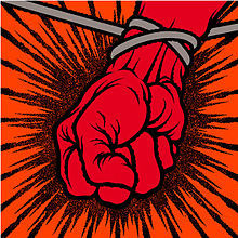(St. Anger) is album for the band ?
