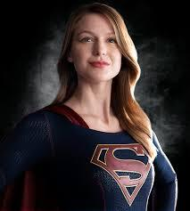 Who is she in new tv series Supergirl ?