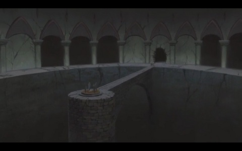 (Movie) Where is the ruins of Rouran located?