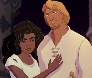 Esmeralda and ?