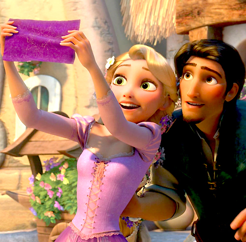Rapunzel and ?