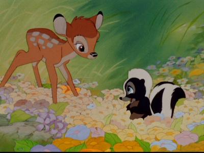 Bambi and ?