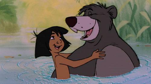 Mowgli and ?
