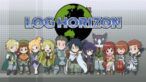How many members are there in the guild Log Horizon at the end of season 2?